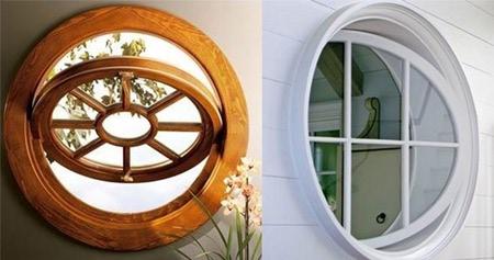 ویژگی های پنجره UPVC با پنجره فلزی و چوبی